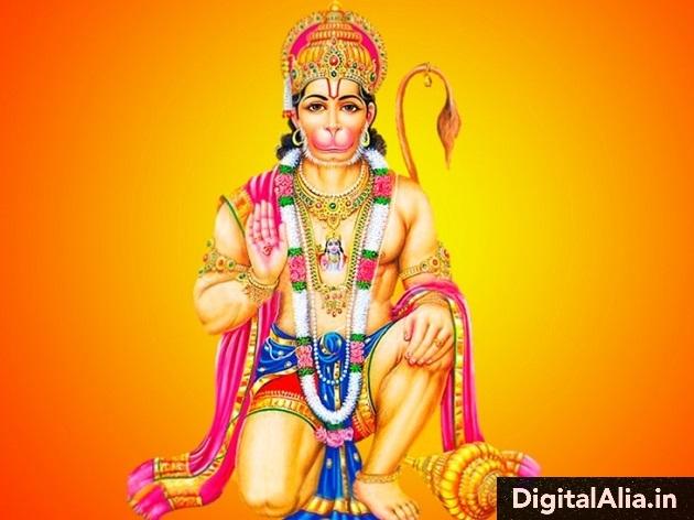 hanuman chalisha images