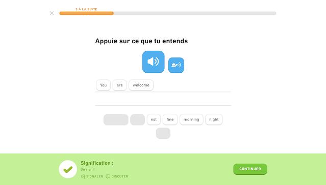 duolingo anglais