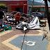 Rajadas de vento derrubam barracas na feira livre de Belém do Brejo do Cruz