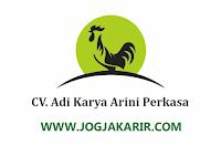 Loker Bantul Accounting dan Staff Perpajakan di CV Adi Karya Arini Perkasa