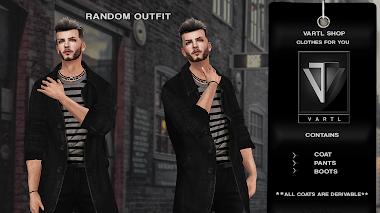 Random Outfit -- VARTL SHOP