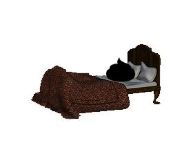 ベッド(素材)