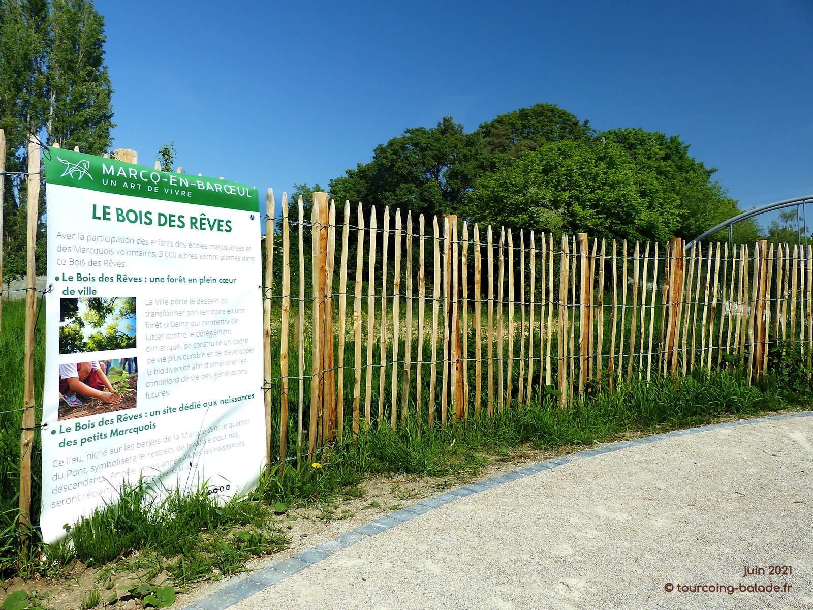 Le Bois des Rêves, Marcq-en-Baroeul