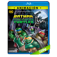 Batman y las Tortugas Ninja (2019) BRRip 720p Audio Dual Latino-Ingles