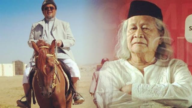 Merujuk Kebudayaan Jawa, Ridwan Saidi Sebut Habib Rizieq Satrio Piningit yang Ditunggu-tunggu