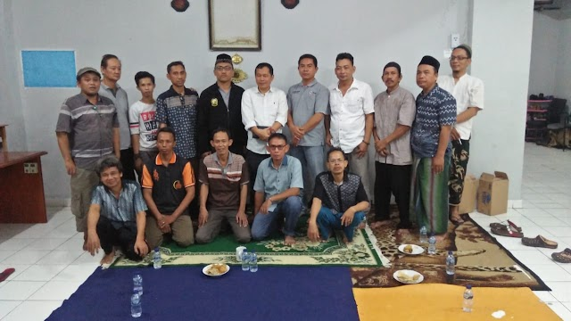 Dalam Giat Kundapil Anggota Komisi III DPR RI, H. Santoso Menyikapi Banjir di DKI Jakarta.