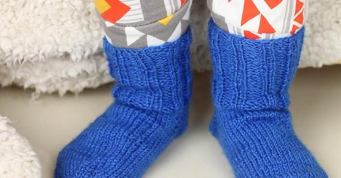 Ribbed Toddler Socks Free Knitting Pattern Gina Michele