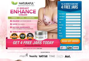 naturafal breast enhancement