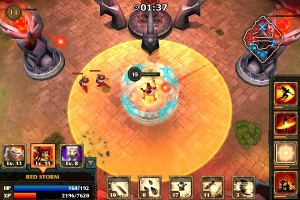 Legendary Heroes Hack MOD Unlimited Coin/Crystals Apk Offline New Version