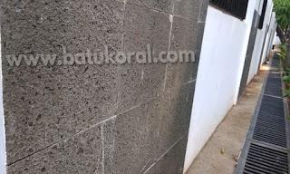 batu andesit untuk pagar