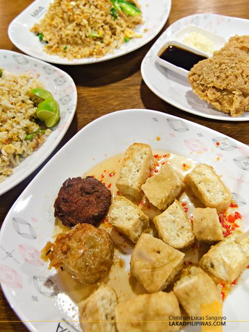 Chiang Mai Crispy Tofu