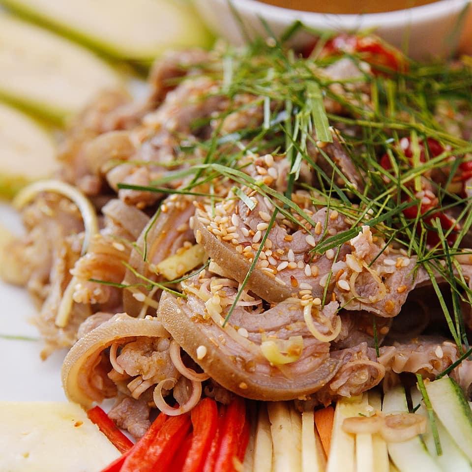 Nét hấp dẫn từ ẩm thực Ninh Thuận