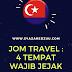Jom Travel : 4 Tempat Anda Wajib Jejak di Johor