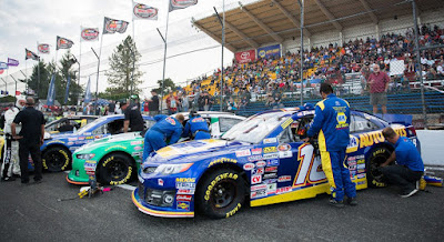 Full Race Weekend Schedule for Michigan, Mid-Ohio and Evergreen Speedway