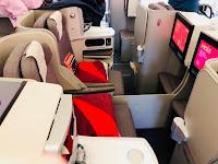 Iberia Business Class A330 Seats