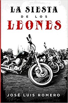 Promoción de libros: La siesta de los leones, José Luis Romero (Independently published, diciembre 2020)
