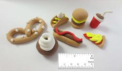 5th Grade Miniature Clay Food Of Choice Lessons Tes Teach