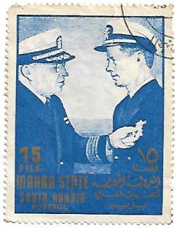 Selo Kennedy e a medalha