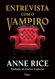 Capa do livro Entrevista com o Vampiro
