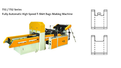 T-Shirt Bags Making Machine