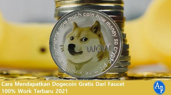 Cara Mendapatkan Dogecoin Gratis Dari Faucet