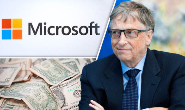 Bill Gates Success Story