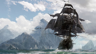 Skull and Bones Xbox 360 Wallpaper