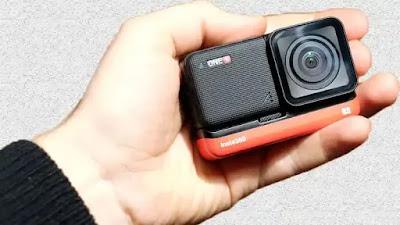 مراجعه كاميرا Insta360 One R
