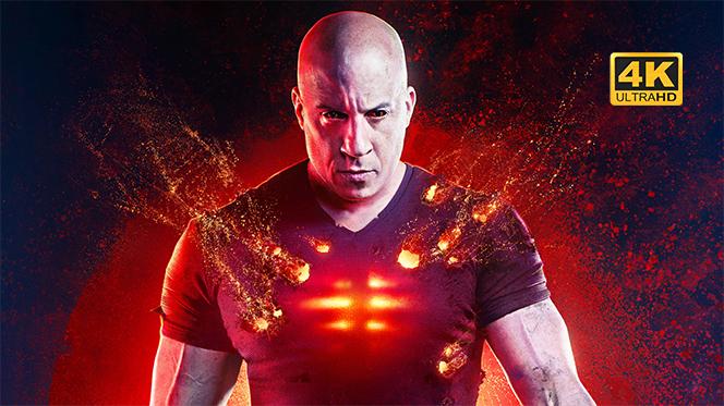 Bloodshot (2020) 4K UHD [HDR] Latino-Castellano-Ingles