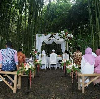 Resepsi Pernikahan Pasar Papringan