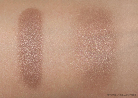 BareMinerals Invisible Bronze Bronzing Powder Tan Swatch