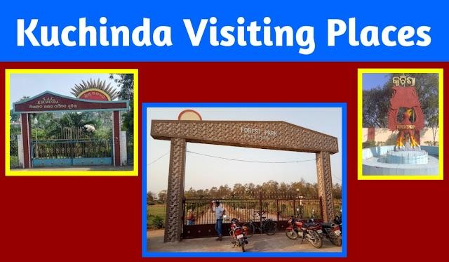 Visiting Place of near Kuchinda Town