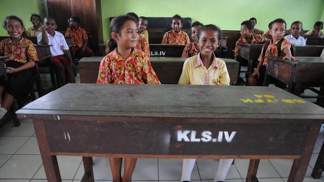 kondisi pendidikan indonesia