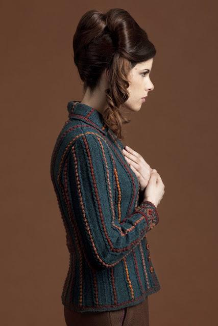 inspiracje swetrowe