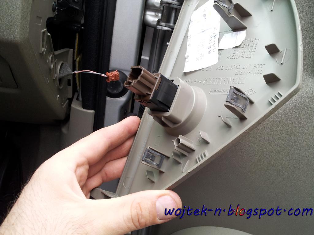 wojtek-n: Clutch/parking sensor problem/error in Renault