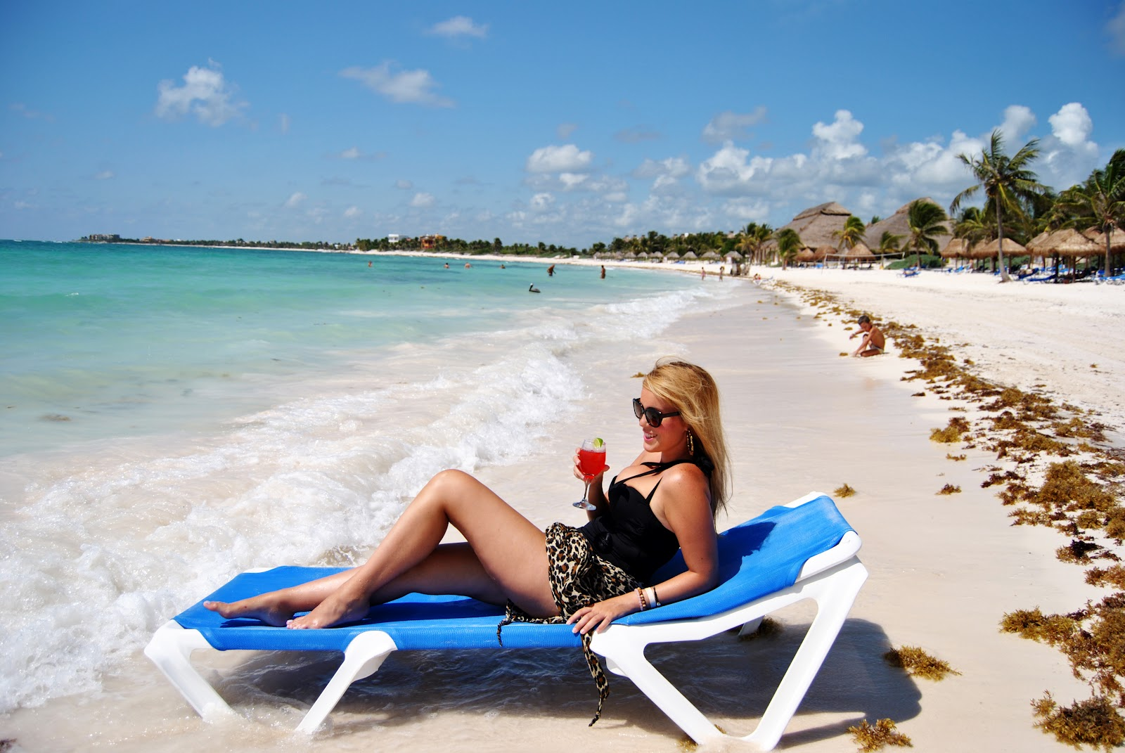 NERY HDEZ, Riviera maya, mexico, swimwear, paradise