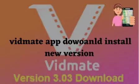 vidmate app dowoanld install new version jiojankari