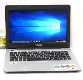 Laptop Gaming ASUS A456UQ Core i5-7200U
