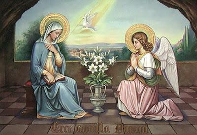 25 Marzo solennità dell'Annunciazione di nostro Signore