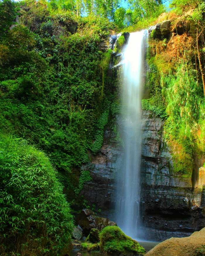 Rute Lokasi Air Terjun Sumber Pitu