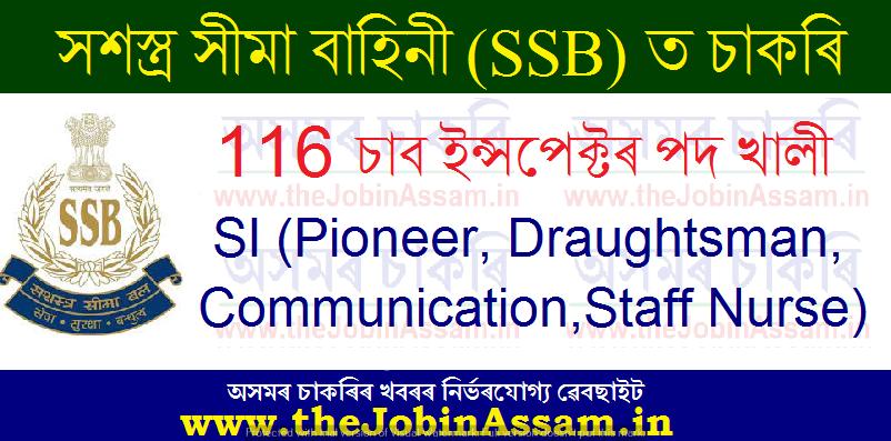 Sashastra Seema Bal (SSB) Recruitment