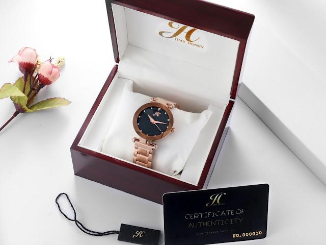 jimshoney timepiece 8052