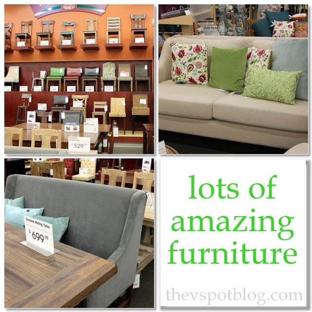 Costplus Furniture: Mother's Day Prep And A Trip To Cost Plus World Market