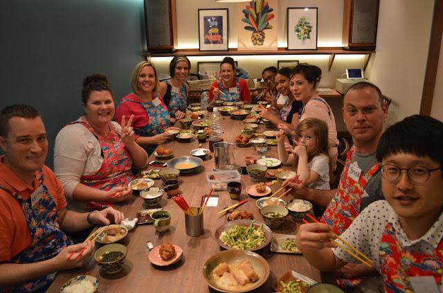 Okinawa cooking class