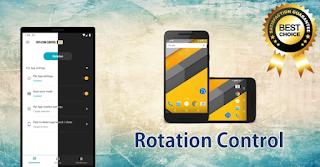 Rotation Control Pro Apk v3.3.7 [Paid]