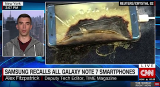 Samsung Held All Galaxy Note 7