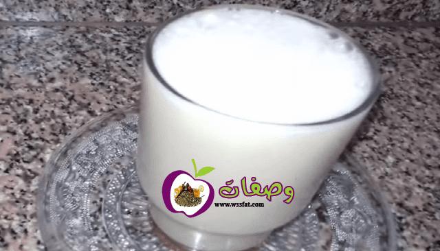 البوظة المصرية الشيف حسن