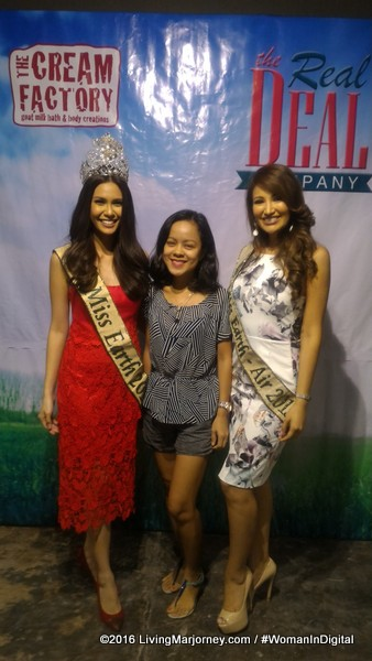 Ms. Earth 2015 Angelia Ong