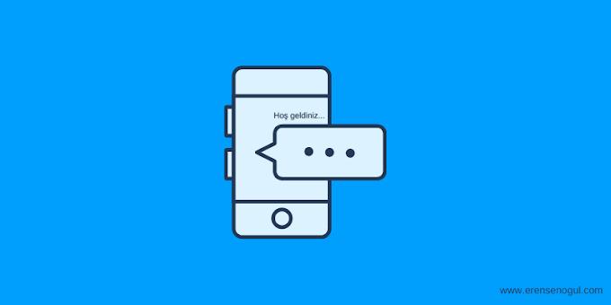 E-Ticaret Chatbot Kurgusunun Yapılması