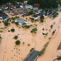 Até quando o público será iludido que catástrofes climáticas é por conta de aquecimento global?